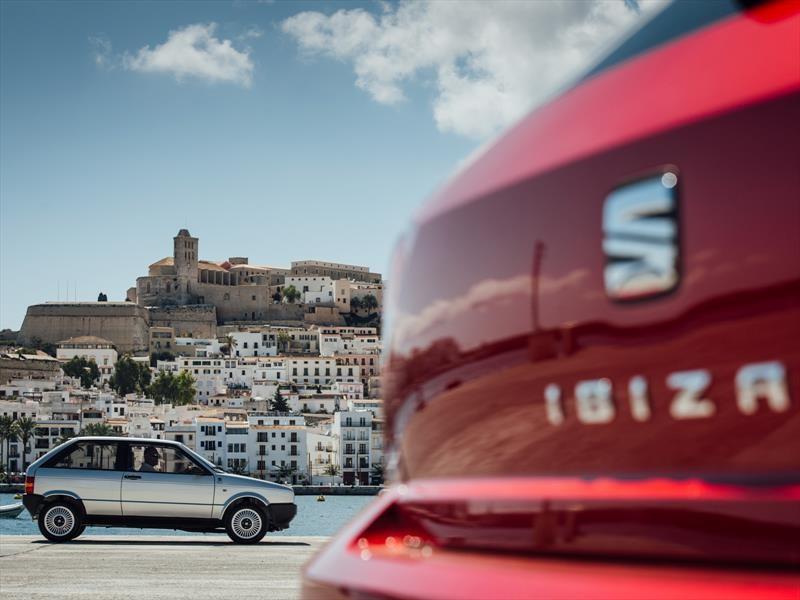 SEAT Ibiza regresa a la isla que lo bautizó