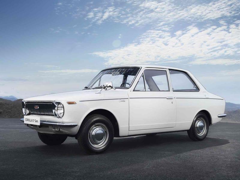 Toyota Corolla 1ª generación -1966-1970-