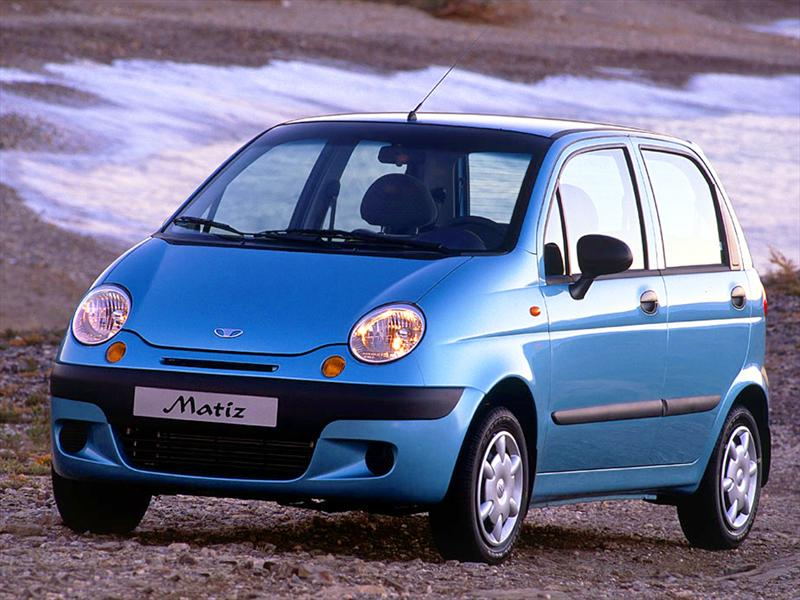 Top 10: Daewoo Matiz/Chevrolet Spark/Chery QQ