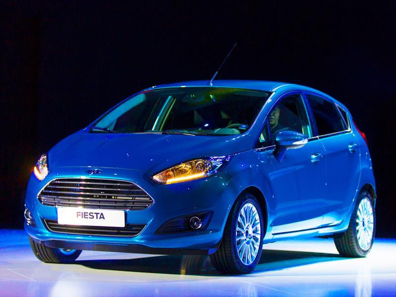 Ford Fiesta 2014. Lanzamiento en Chile