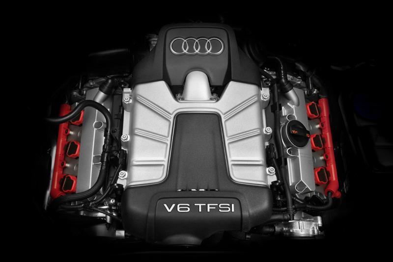 Audi SQ5 TFSI 2014 con motor de gasolina para EUA