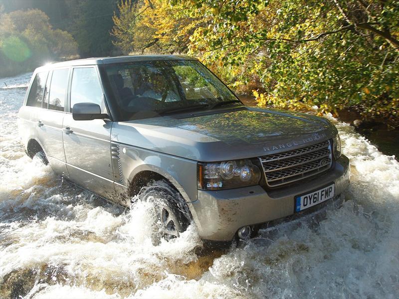 Los 10 menos confiables: Land Rover Range Rover