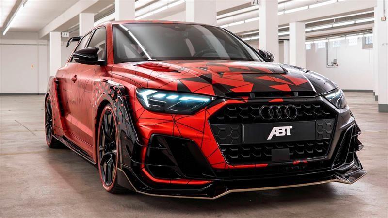 Audi A1 Sportback por ATB