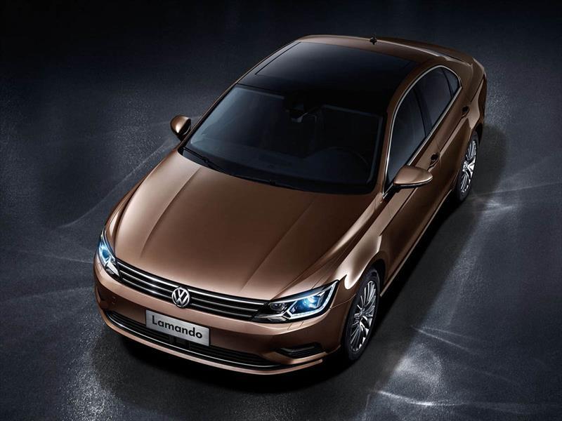 VW Lamando, o el próximo Vento CC