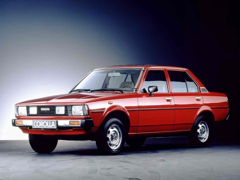 Toyota Corolla 4ª generación -1979-1983-