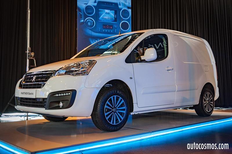 Peugeot Partner/Tepee Eléctrica en Chile
