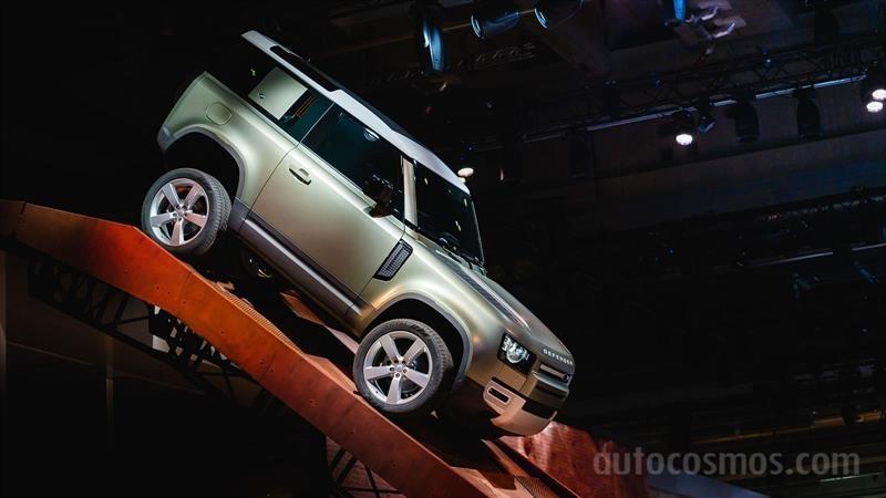 Nuevo Land Rover Defender