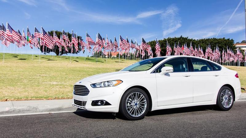 Ford Fusion / Mondeo desde California