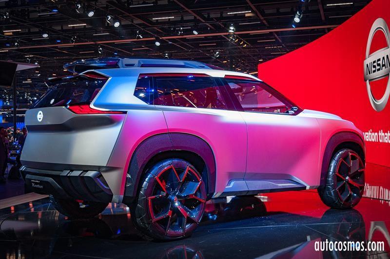 Nissan Xmotion Concept 2019