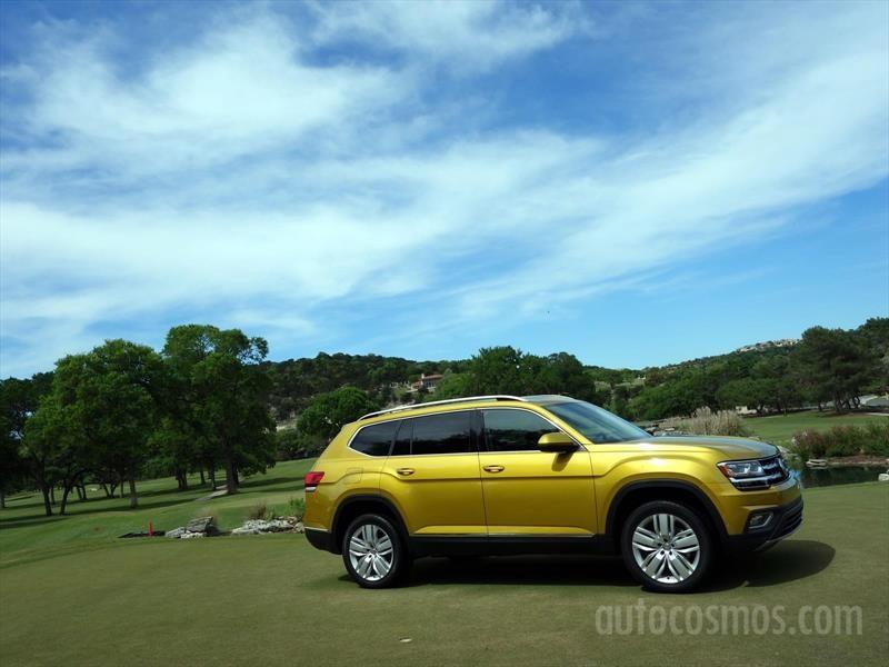 Volkswagen Atlas a prueba