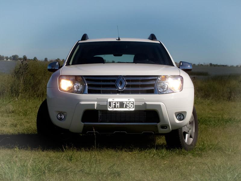 Renault Duster 4x2 Media Nav a prueba