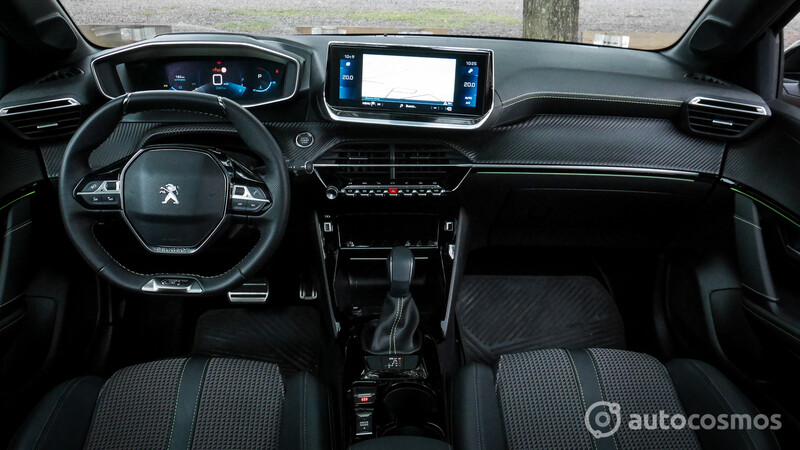 Peugeot 208 GT 2021 a prueba