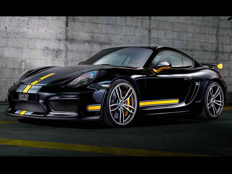 Porsche Cayman GT4 by TechArt