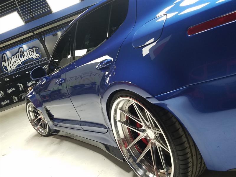 Special Kia Stinger Wide Body GT