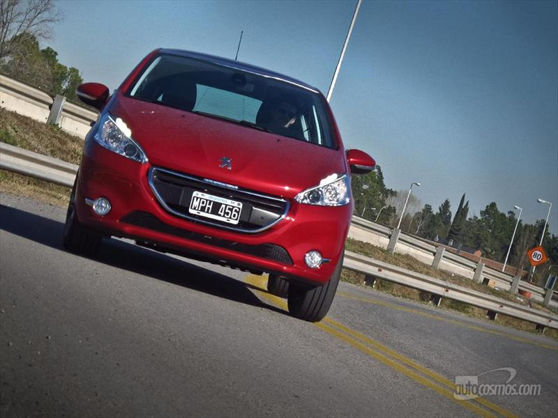 Peugeot 208 a prueba