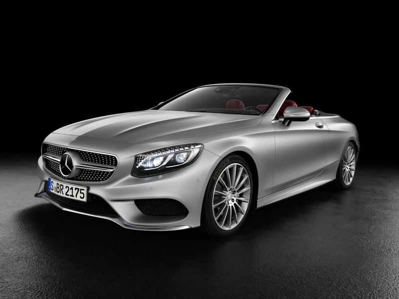 Mercedes-Benz Clase S Convertible 2017