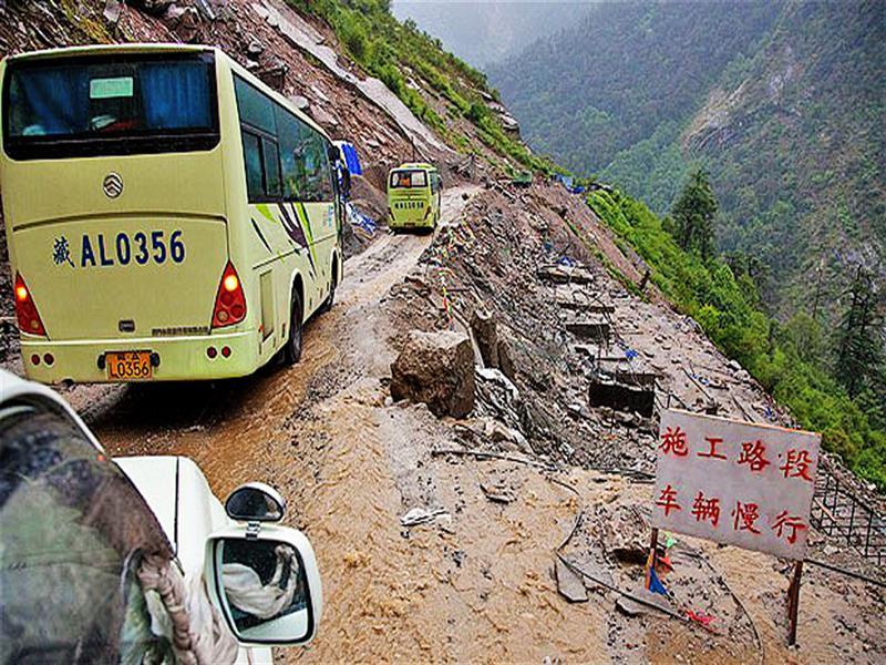 Top 10 Sichuan Tibet - China