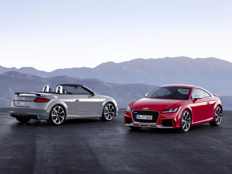 Audi TT RS Coupé/Roadster 2017