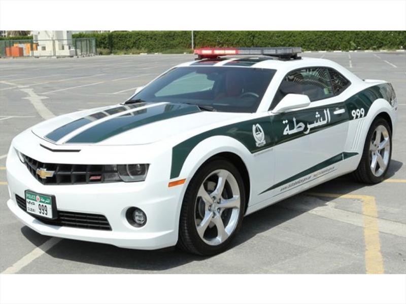 Patrulleros de Dubai