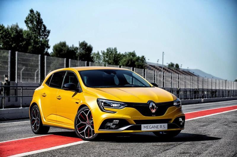 Renault Megane R.S Trophy