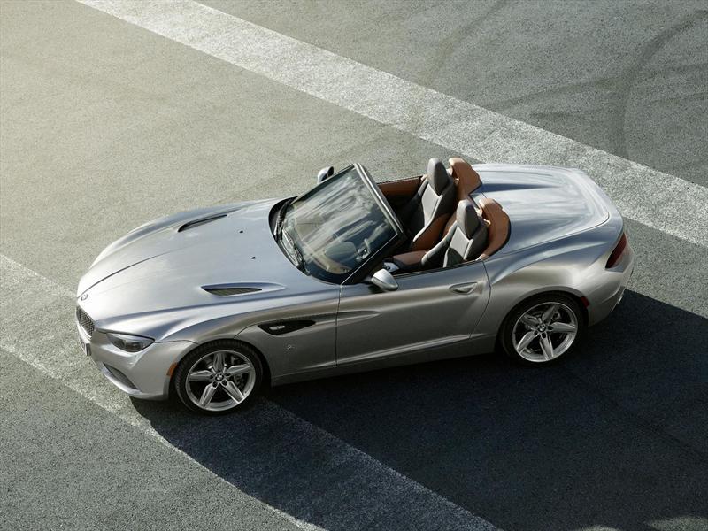 BMW Zagato Roadster en Pebble Beach