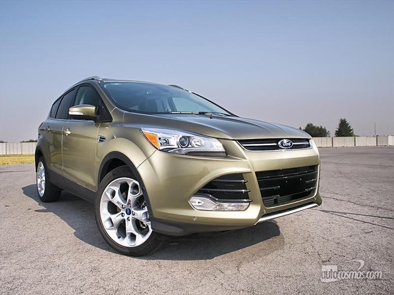 Ford Escape / Nueva Kuga a prueba