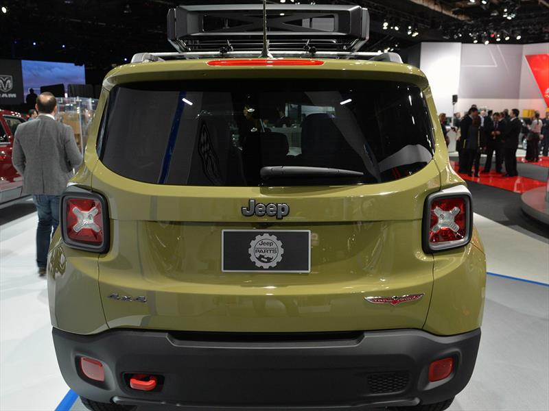 Jeep Renegade Offroad
