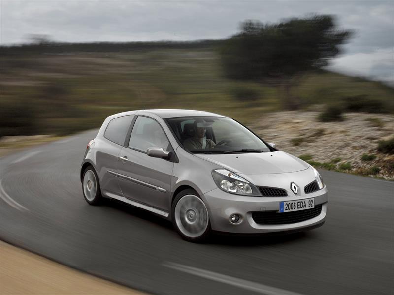 Clio Renault Sport III