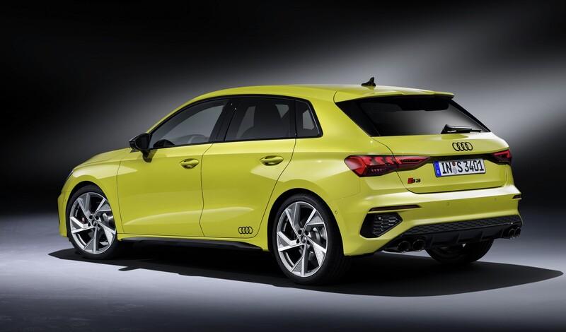 Audi S3 Sedán y Sportback 2021, ahora con más poder y ...