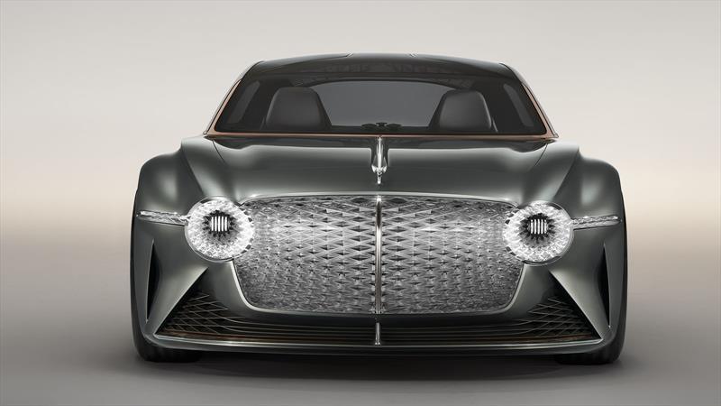 Bentley EXP 100 GT: el lujo del mañana
