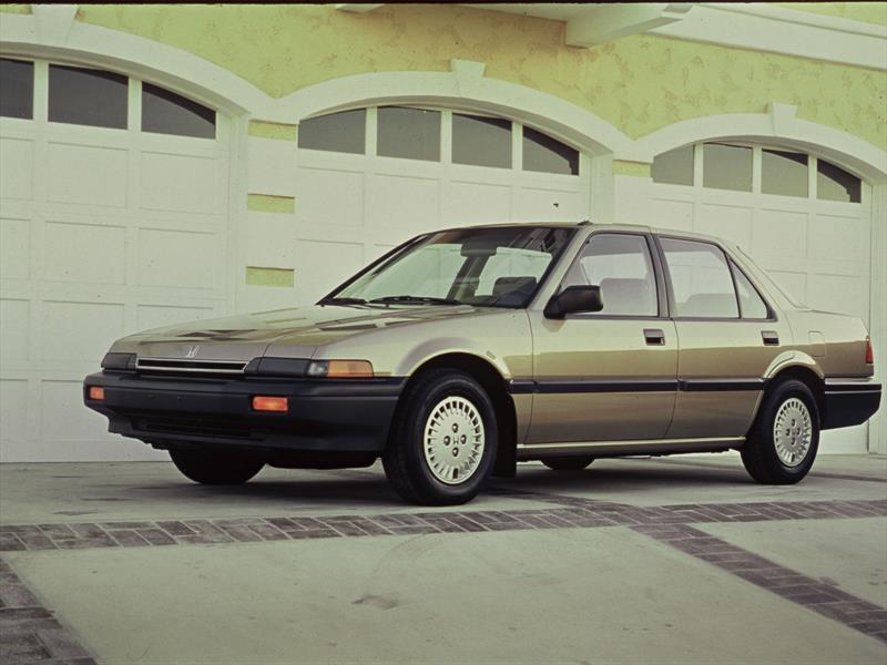 Honda Accord tercera generación 1985-1989