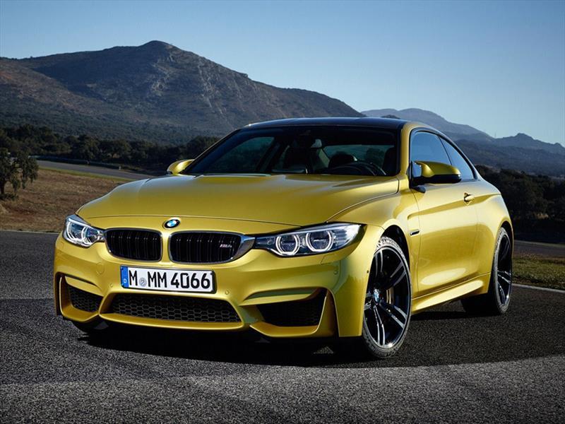 BMW M4, primeras imágenes