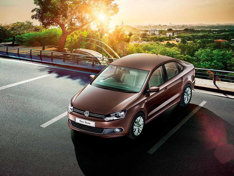 Volkswagen Vento se renueva