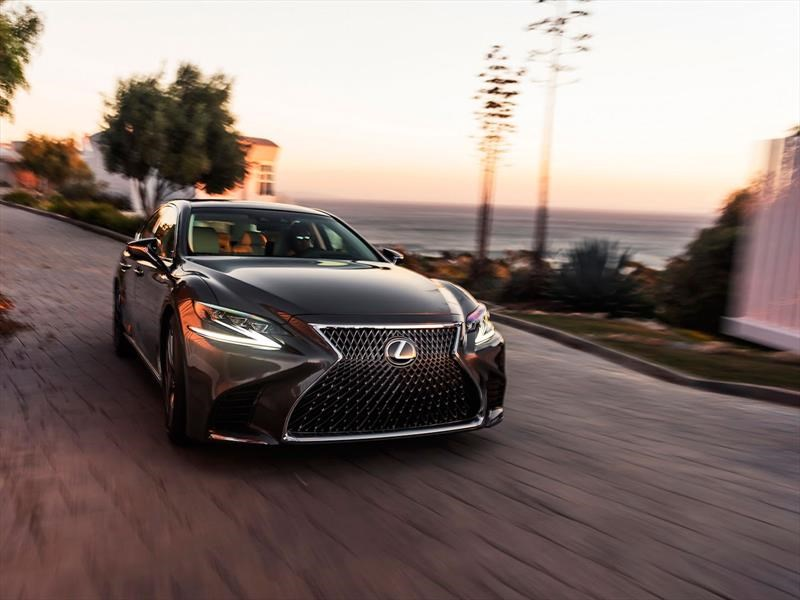 Nuevo Lexus LS