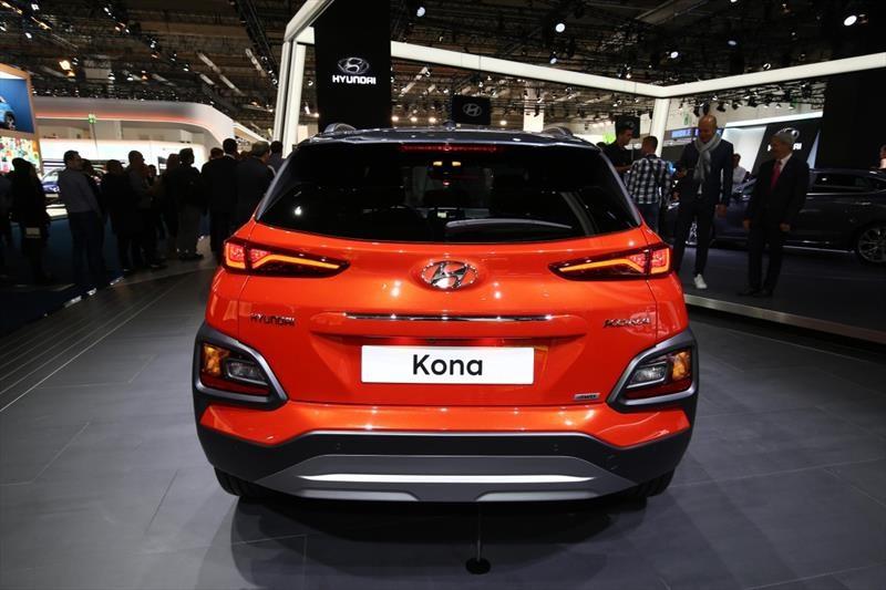 Hyundai Kona 2018 - Frankfurt 2017