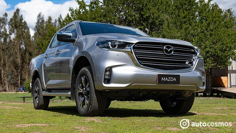 Mazda BT-50 2022 - Lanzamiento en Chile