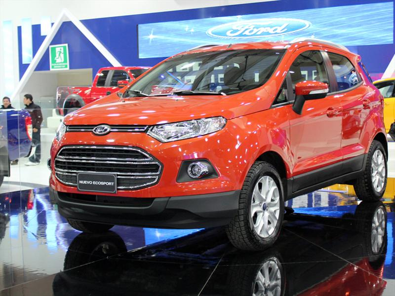 Salón del Automóvil de Santiago ANAC 2012