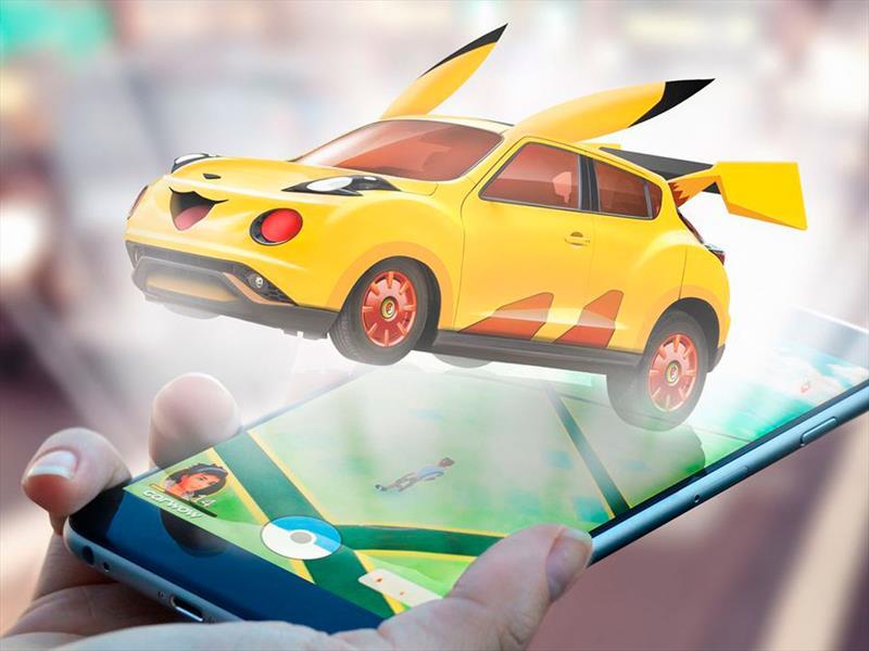 Pikachu / Nissan Juke