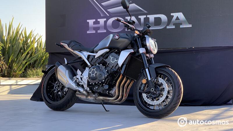 Gama Neo Sports Cafe 2022 de Honda Motos