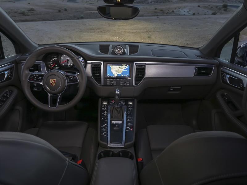 Porsche Macan L4 Turbo