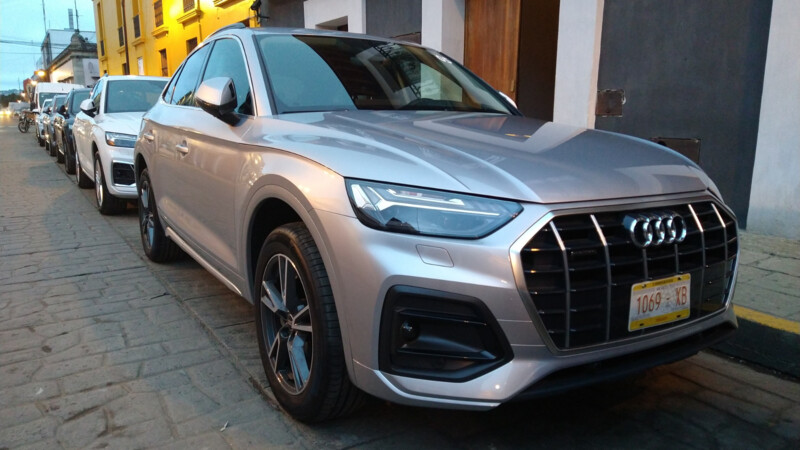 Audi Q5 Sportback 2022 primer contacto en México