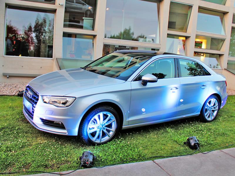 Audi A3 Sedán Lanzamiento en Chile