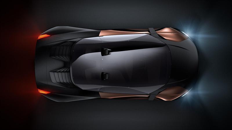 Peugeot Onyx Concept en el Salón de París 2012