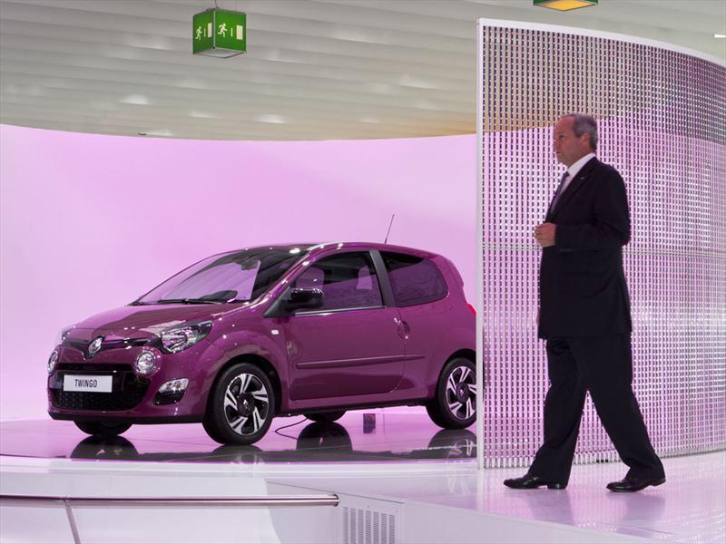 Renault Twingo y RenaulSport en Frankfurt 2011