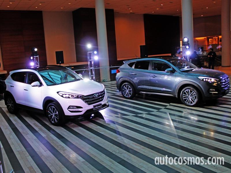 Hyundai All New Tucson 2016 Lanzamiento en Chile