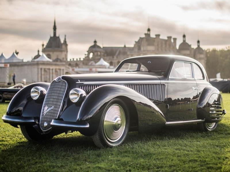 1938 Alfa Romeo 8C 2900B Berlinetta de Touring S.