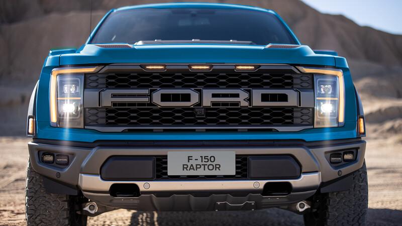 Ford F150 Raptor 2021
