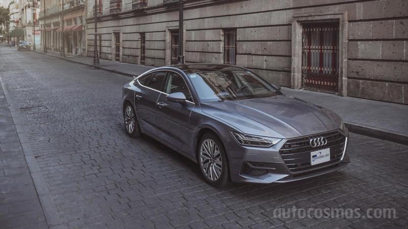 Nuevo Audi A7 a prueba