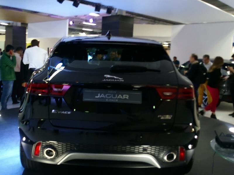 Jaguar E-PACE en Colombia