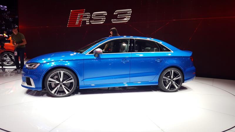 Audi RS3 Sedán 2017